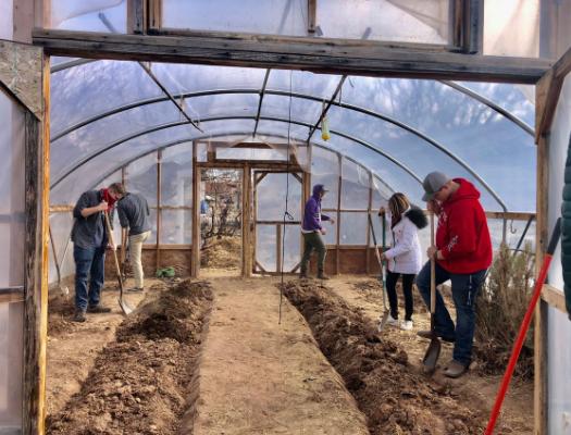 Garden Classroom in Utah